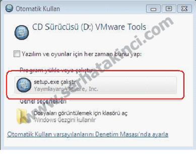 VMWare Tools 3