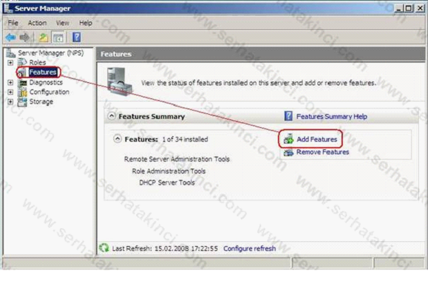 Group Policy Management Console Kurulumu 1