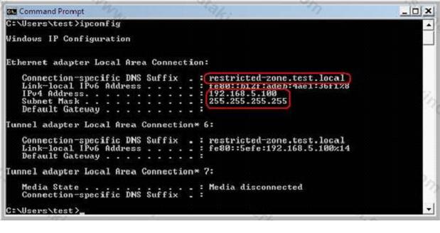 NAP Remediation Server Nasıl Yapılandırılır 12