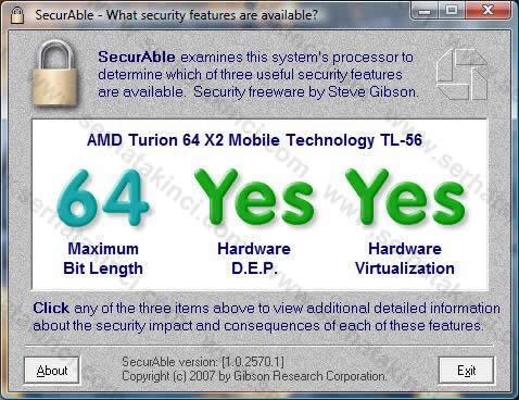 SecurAble Hyper-V Test