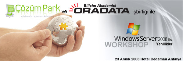 Antalya - Workshop
