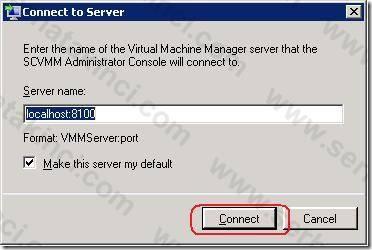VMM Administrator Console Kurulumu - Adım 11