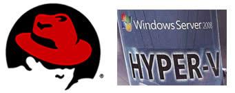 RedHat ve Hyper-V