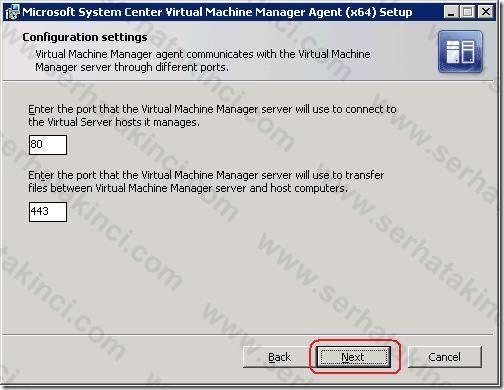 Windows Host Ekleme İşlemleri 5