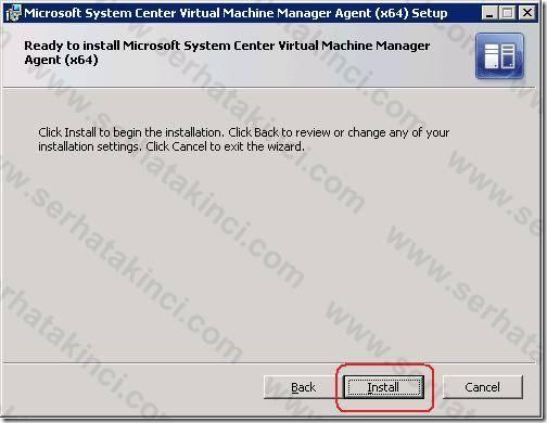 Windows Host Ekleme İşlemleri 8