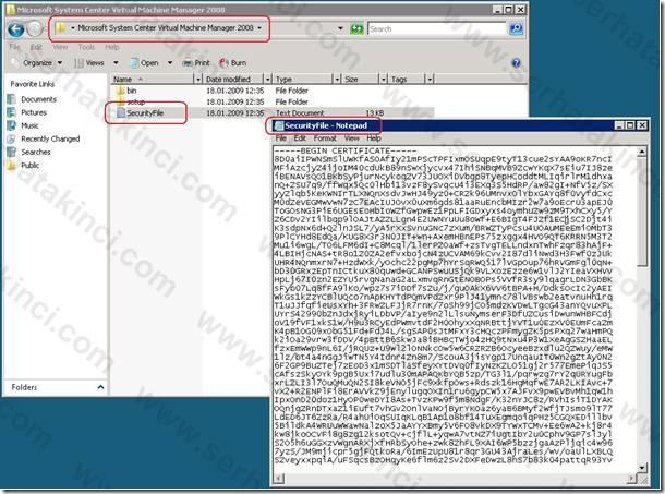 Windows Host Ekleme İşlemleri 12