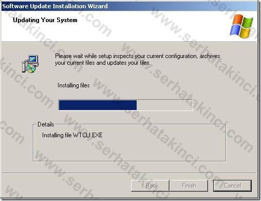 Microsoft iSCSI Software Target Kurulumu - Adım 3
