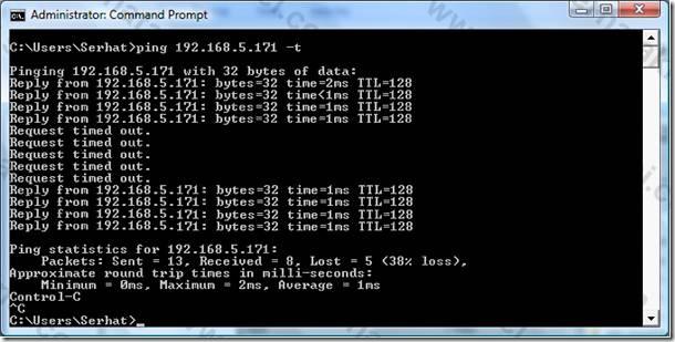 Hyper-V Quick Migration Nasıl Yapılır - Adım 10