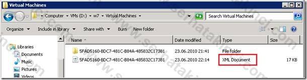 XML Dosyası