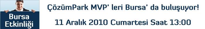 MVP'ler Bursa'da Sizlerle Buluşuyor