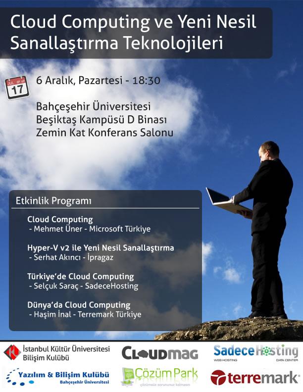 Cloud Computing ve Yeni Nesil Sanallaştırma Teknolojileri