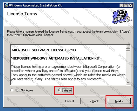 Virtual Machine Manager 2012 Kurulumu - Adım 10