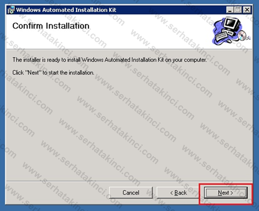Virtual Machine Manager 2012 Kurulumu - Adım 12