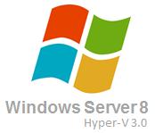 Windows Server 8 Logo