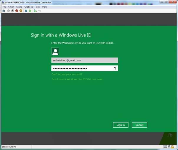 Windows 8 Manzaraları 12
