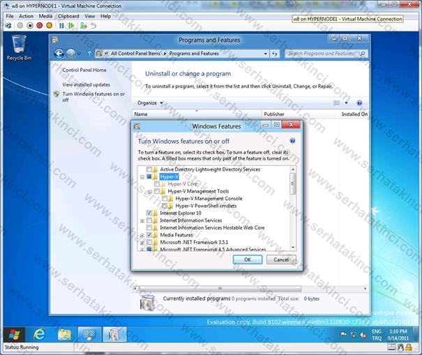 Windows 8 Manzaraları 17