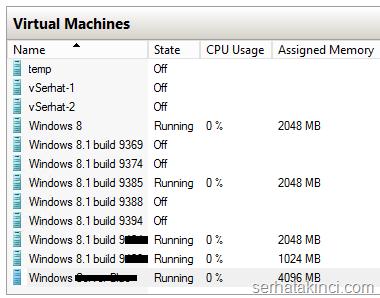 Windows 8.1 Beta Builds