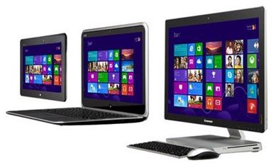Windows 8.1 Tablet Dizüstü Masaüstü