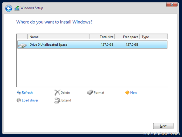 Windows Server 2012 R2 Önizleme Kurulumu 8