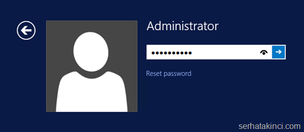Windows Server 2012 R2 Önizleme VHD 13