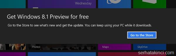 Windows 8.1 Önizleme İndir 5