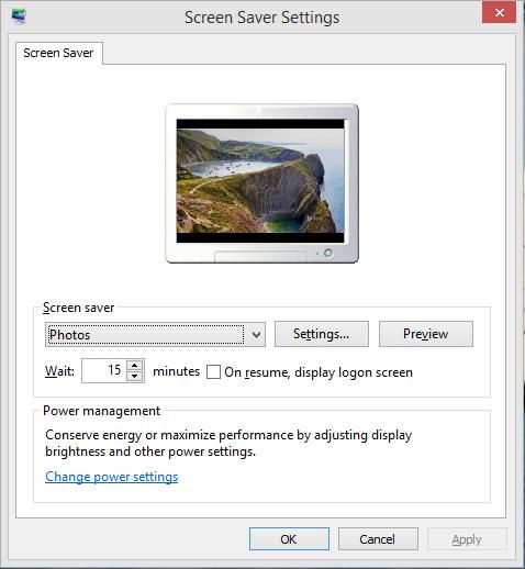Bing Ekran Koruyucu