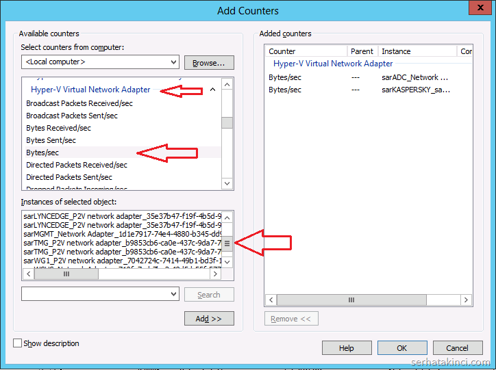 Hyper-V Virtual Network Adapter