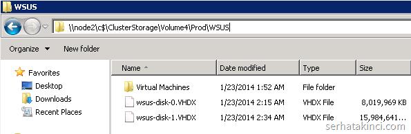 Disk2vhd - VHDX Dosyaları