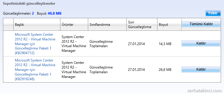 Microsoft Update Katalog