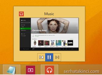 Windows 8.1 Update - Modern App Ön İzleme 2