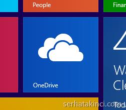 Windows 8.1 Update - OneDrive