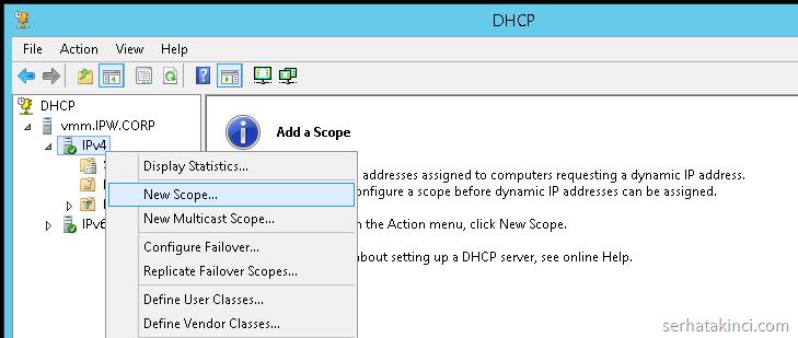 dhcp-server-konfigurasyon-adim2