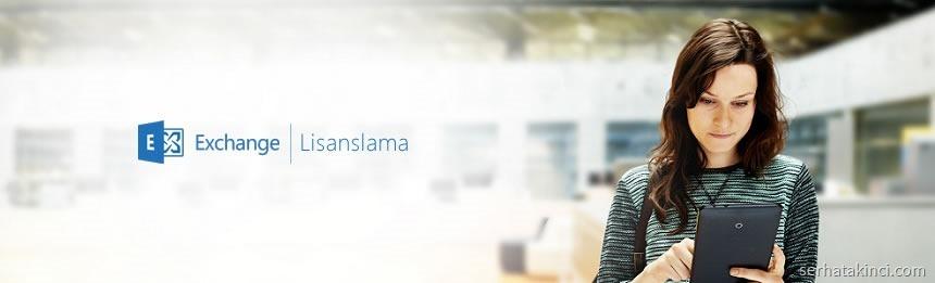 exchange-server-2016-lisanslama