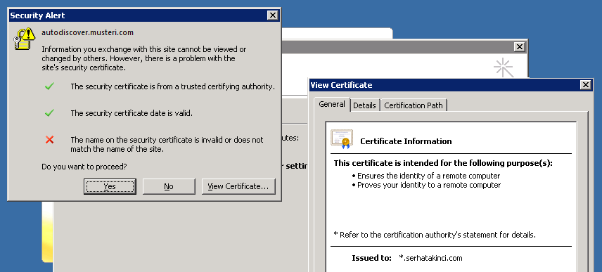 autodiscover-sertifika-guvenlik-uyarisi
