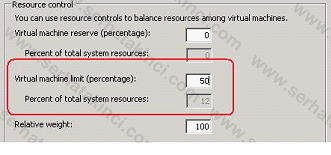 Resource Control 2