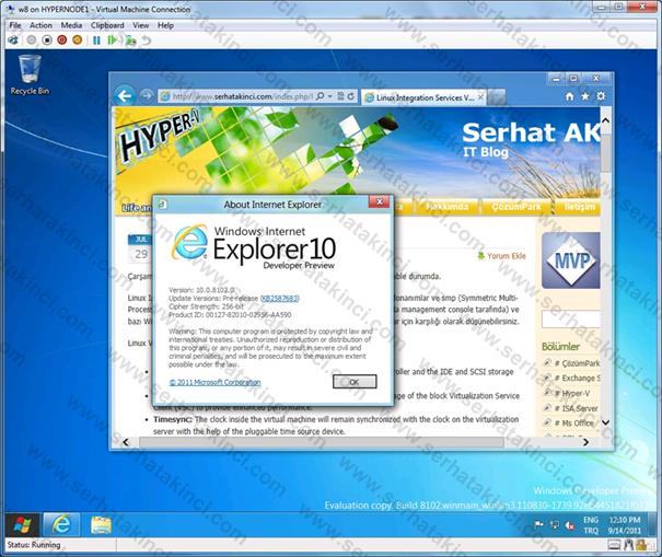 Windows 8 Manzaraları 2