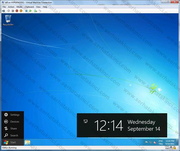 Windows 8 Manzaraları 4