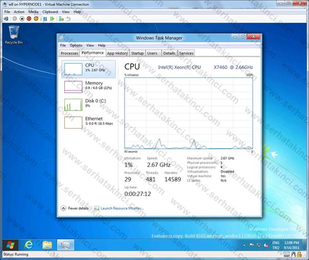 Windows 8 Manzaraları 7
