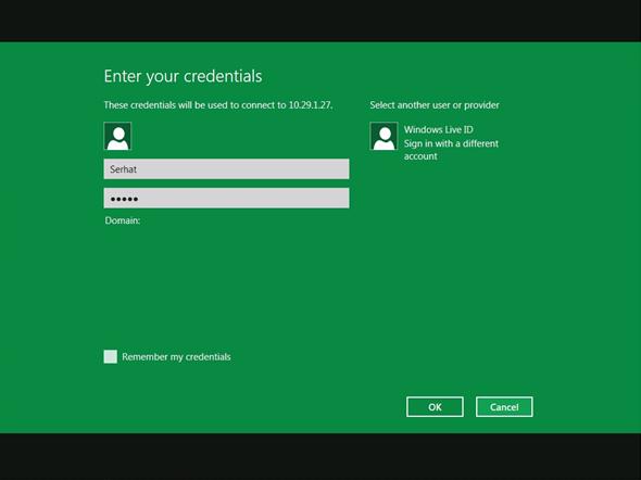 Windows 8 Manzaraları 10