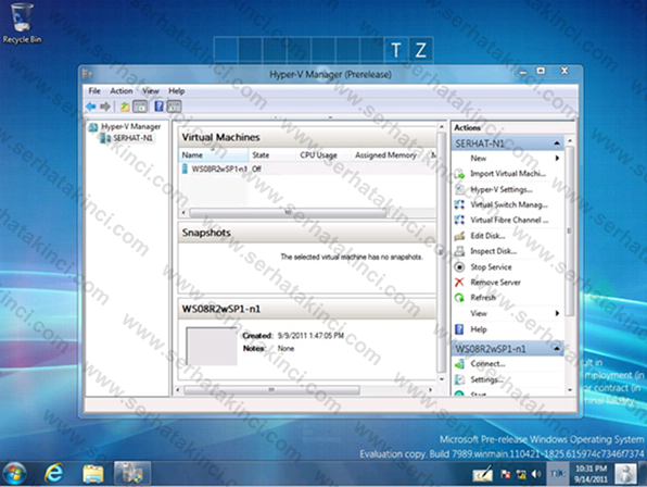 Windows 8 Manzaraları 11
